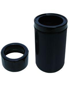 Écumoire avec anneau réducteur 160/110mm
