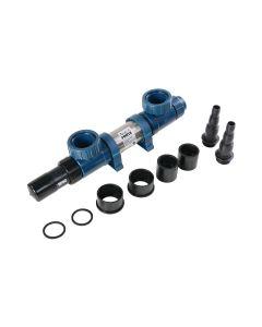 Riscaldatore professionale per laghetti Aqua Forte in acciaio inox 2kW