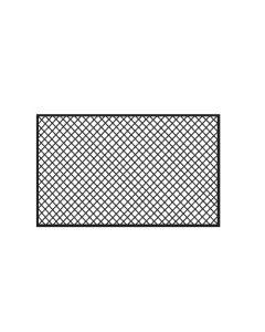 Filtermedenauflage/Trennwand 40 x 68cm für Filterbau