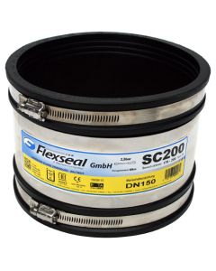 Manchon flexible 250-275 mm, largeur 150 mm