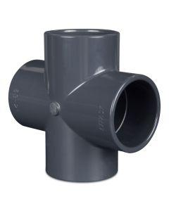 Kreuzstücke PVC-U