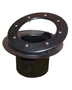 Tank / foil bushing, flange, strong version 63mm