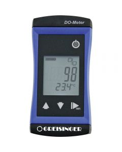 Greisinger G1610 oxygen meter O2 saturation and temperature