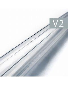 Quartz glass for Inazuma HD PRO 50.000 UV-C V2