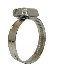 Hose clamps W4 stainless steel V2A