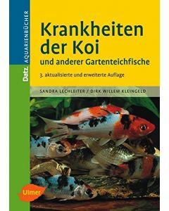 Krankheiten der Koi 3. Auflage, 127 pagine