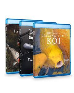 Nishikigoi - Fascination Koï Partie 1-3 | Blu-Ray