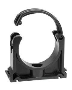 Pipe clamps in different sizes