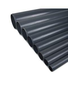 PVC-U pressure pipe, per meter