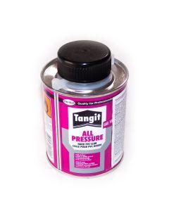 Tangit PVC adhesive, can with brush, 250ml
