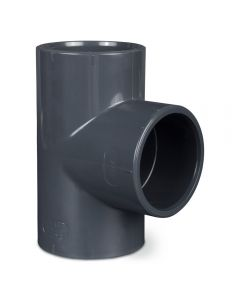 Tee PVC-U 90°