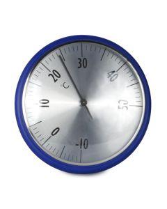 Thermomètre analogique, rond
